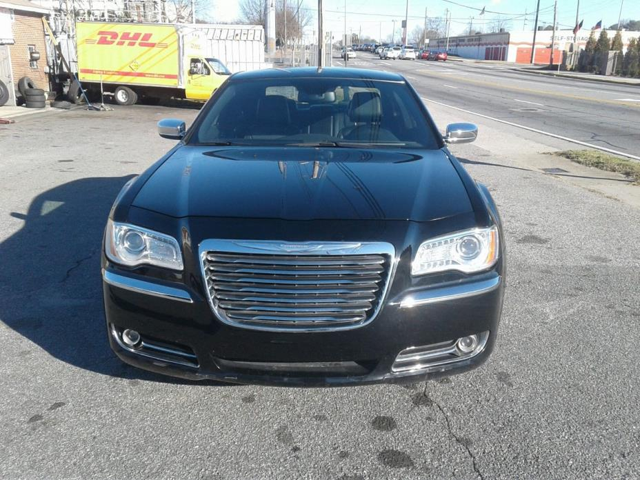 2012 Chrysler 300 Series 300C 2012 CHRYSLER 300C