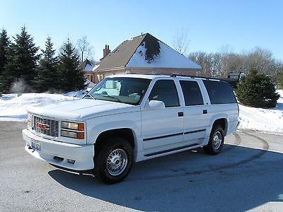 1997 GMC Suburban gmc suburban
