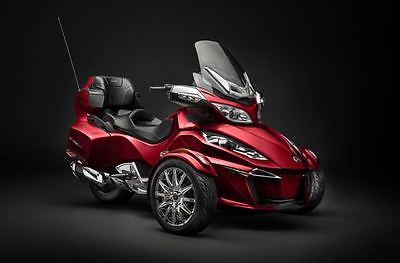 2015 Can-Am Spyder RT-S Limited  2015 spyder rt s limited