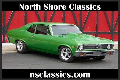 1972 Chevrolet Nova -MULTIPLE SHOW WINNER-560HP/580Torque- Street Car- 1972 Chevrolet Nova -MULTIPLE SHOW WINNER-560HP/580Torque- Street Car-