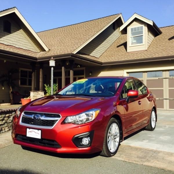 2014 Subaru Impreza Sedan 4dr Auto 2.0i Limited