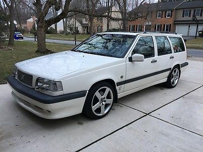 1997 Volvo 850 R 1997 Volvo 850R