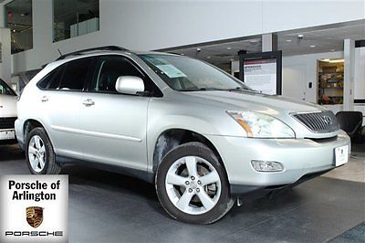 2005 Lexus RX Base Sport Utility 4-Door 2005 SUV Used Gas V6 3.3L/202 5-Speed Automatic w/OD AWD Silver