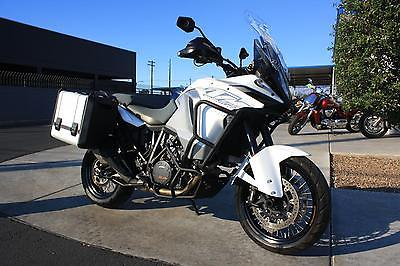 KTM Adventure  2016 KTM 1290 Super Adventure, Low 1,496 Miles