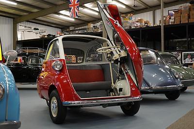 1956 BMW Other 300 1956 BMW Isetta 300 Micro Car