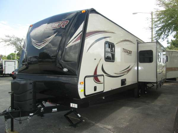 Tracer Ultra Lite Touring Edition By Forest River
