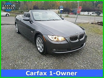 2008 BMW 3-Series 335i 2008 335i Used Certified Turbo 3L I6 24V Automatic RWD Convertible Premium