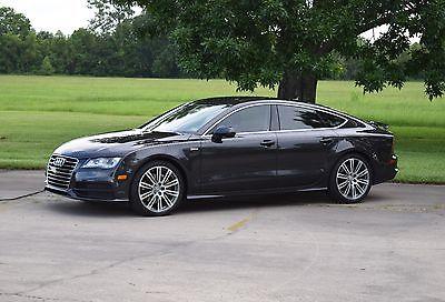 2012 Audi A7 Prestige Gorgeous Audi A7 Prestige | S-Line Exterior | 20