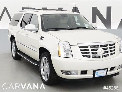 2012 Cadillac Escalade Luxury 2012 Luxury Automatic RWD