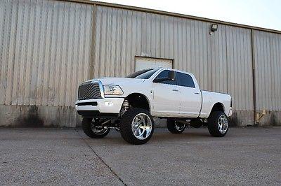2012 Ram 2500 SLT Big Horn 2012 lifted Ram 2500