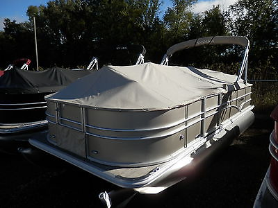 New 2016 Sylvan Mirage 4.0 Fishing Pontoon