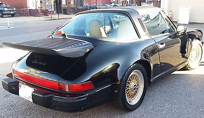 1987 Porsche 911 Carrera, Targa Whale Tail 1987 porsche 911 Targa, 72670 miles, runs great, clean car fax, very nice car
