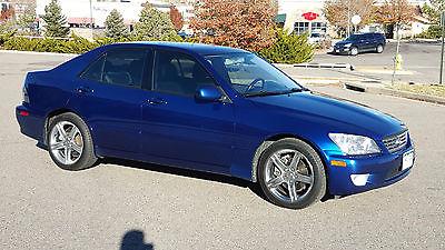 2001 Lexus IS 4 door sedan Lexus IS300 - great condition!