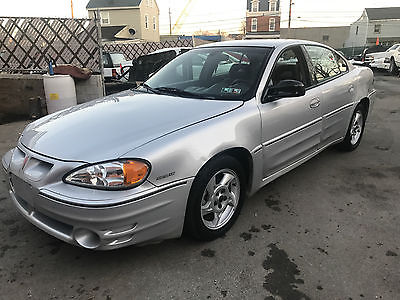 2003 Pontiac Grand Am GT Sedan 4-Door 2003 Pontiac Grand Am GT Sedan 4-Door 3.4L
