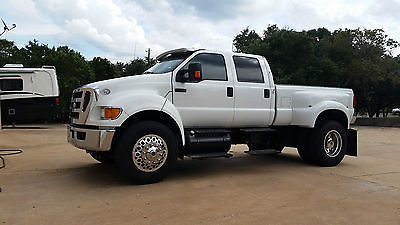 2015 Ford Other Pickups XLT - 4 DOOR *REDUCED 2015 FORD F650 XLT DIESEL TRUCK - SUPER NICE TRUCK - SHOWROOM CONDITION