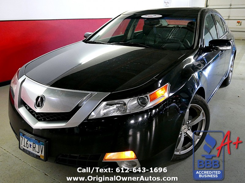 2009 Acura TL SH-AWD! 122k, No Accidents, Loaded, Clean!