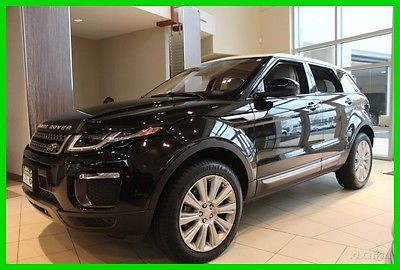 2016 Land Rover Range Rover HSE 2016 HSE Used Turbo 2L I4 16V Automatic 4WD SUV Premium