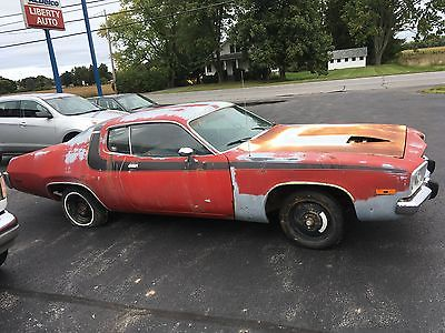 1973 Plymouth Road Runner 1973 Plymouth Roadrunner 4 Speed