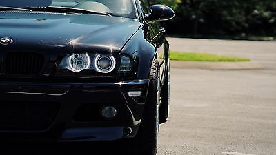 2005 BMW M3 2005 BMW M3 2dr Coupe 6 Speed Manual w/ Tasteful Modifications