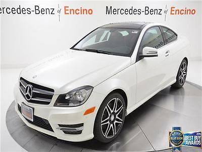 2015 Mercedes-Benz C-Class C350 2015 Mercedes-Benz C350 NEW! DESIGNO, MULTIMEDIA, KEYLESS, PARKTRONIC, LOADED!