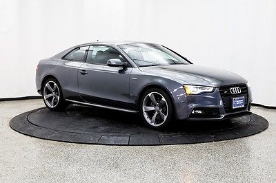 2015 Audi S5 Premium Plus Coupe 2-Door 2015 audi premium plus