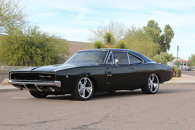 1968 Dodge Charger 1968 Dodge Charger SRT8 6.1L