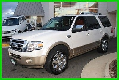 2013 Ford Expedition King Ranch 2013 King Ranch Used 5.4L V8 24V Automatic 4WD SUV