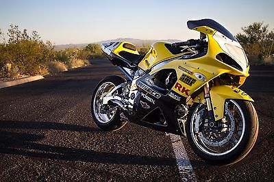 2002 Custom Built Motorcycles GSX-R  Turbo GSX-R 1000