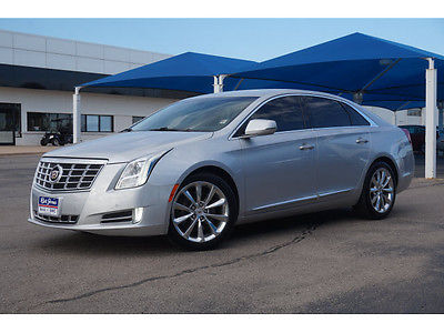 2013 Cadillac XTS Luxury 2013 Cadillac XTS Luxury Silver Luxury Collection 4dr Sedan 6-Speed Shiftable A