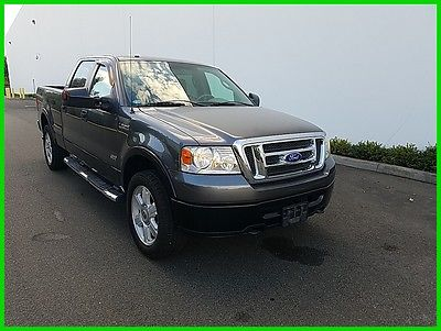 2008 Ford F-150 2008 Used Certified 5.4L V8 24V Automatic 4WD Pickup Truck