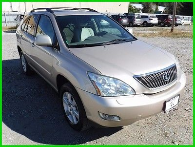 2004 Lexus RX 330 2004 330 Used Certified 3.3L V6 24V Automatic AWD SUV
