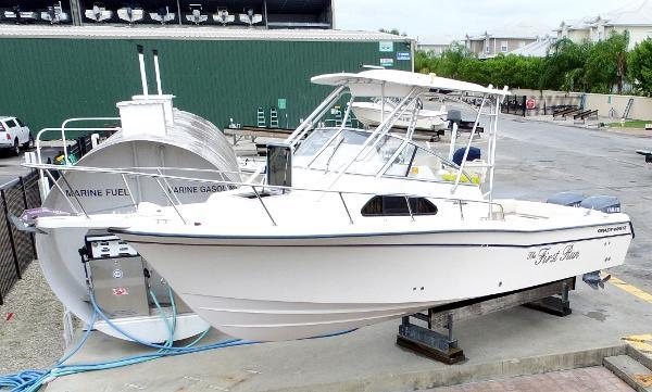 2002 Grady-White 282 Sailfish WA