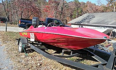 Hydro Stream Viper collectable speed boat