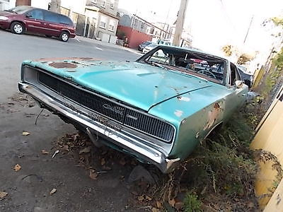 1968 Dodge Charger 2 DOOR COUPE 1968 dodge charger