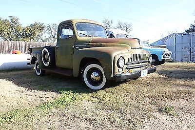 1951 International Harvester Other 1951 International L110 Driver, New brakes and wheels