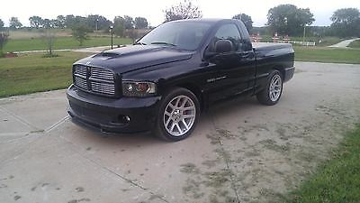 2004 Dodge Ram 1500 srt-10 2004 dodge ram srt10 viper truck low miles