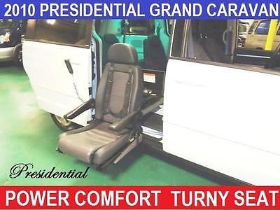 2010 Dodge Grand Caravan presidential with bruno orbit handicap seat 2010 Dodge Grand Caravan for sale!