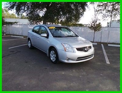 2012 Nissan Sentra 2.0 2012 2.0 Used 2L I4 16V Automatic FWD