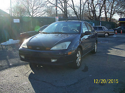 2002 Ford Focus base one owner great transportation,1st car great xmas gift 2002 Ford Focus ZTS clean