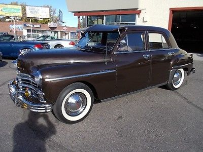 1949 cars for sale for 1949 plymouth 4 door