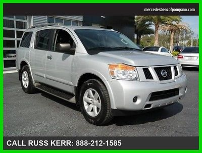 2013 Nissan Armada SV 2013 Armada We Finance and assist with Shipping