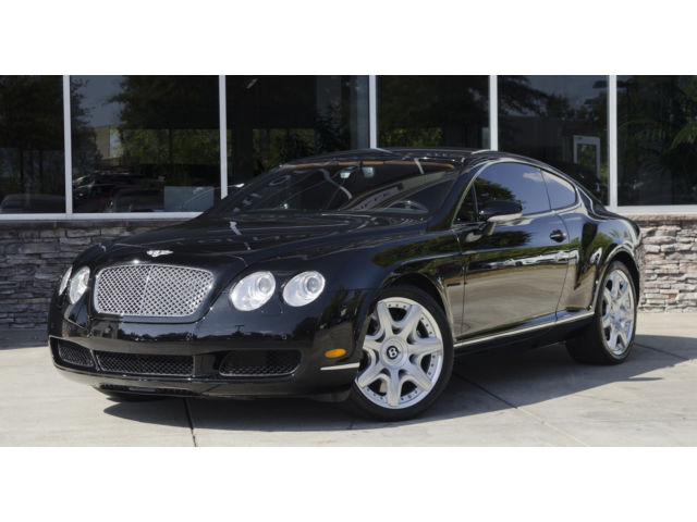 2007 Bentley Continental GT GT Coupe 2-Door 2007 Bentley Continental GT *Low Miles*