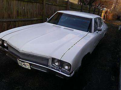 1971 Buick Skylark 1971 Buick Skylark