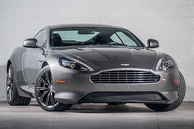 2013 Aston Martin DB9 2dr Coupe Automatic 2013 Aston Martin DB9 2dr Coupe Automatic 13,888 Miles Tungsten Silver Coupe 6.0