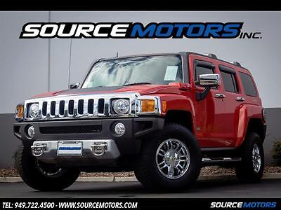 2008 Other Makes H3 Alpha Sport Utility 4-Door 2008 Hummer H3 Alpha, Solar Flare, 8k miles, One Owner, Back up Camera, Chrome