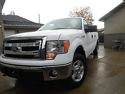 2014 Ford F-150 XLT Crew Cab Pickup 4-Door 2014 Ford F-150 XLT Crew Cab Pickup 4-Door 5.0L