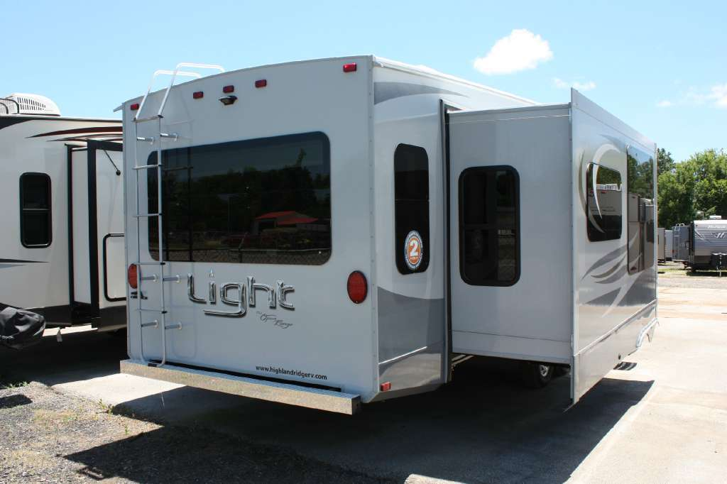 Highland Ridge Light LF319RLS, 2