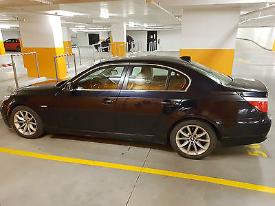 2008 BMW 5-Series Base Sedan 4-Door 2008 BMW 550i Base Sedan 4-Door 4.8L
