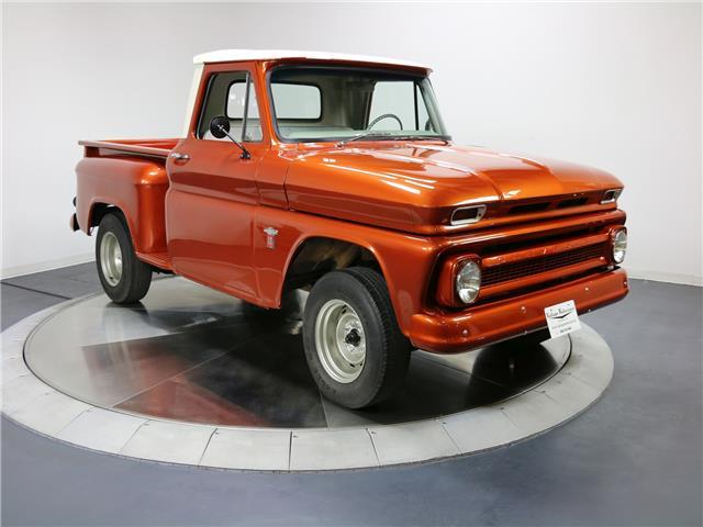 1964 Chevrolet C-10 -- 235ci Engine - Manual Trans. - NEW Copper Paintjob - Great Running C10!