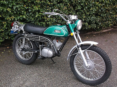 1970 Yamaha CT-1 ( 175 cc DT 1 ) ENDURO  1970 VINTAGE CT1 YAMAHA ( 175 DT1 ENDURO )CALIF W/NewCosmoResto+RUNS GREAT*AHRMA